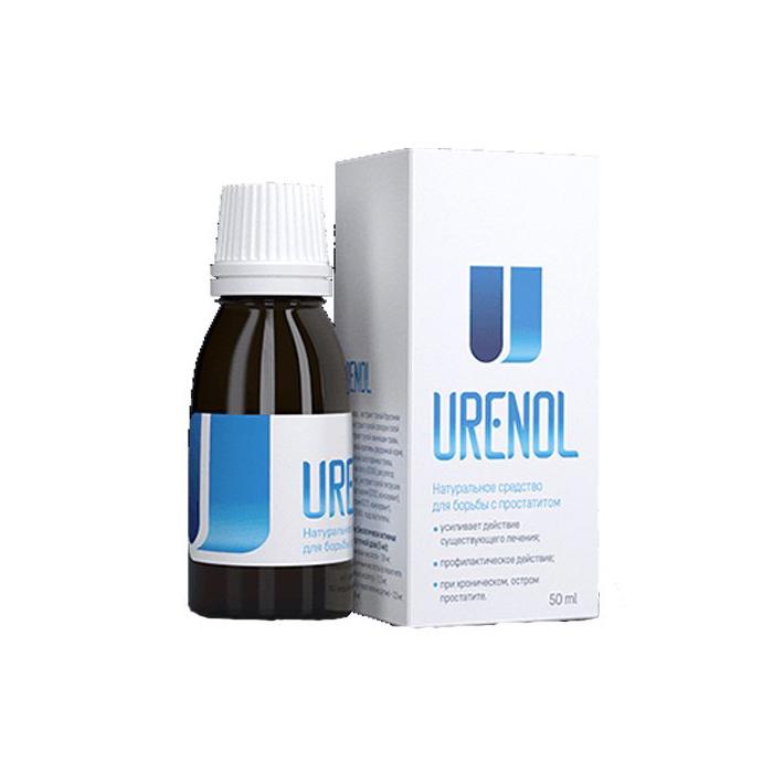 Urenol профессиональное от простатита в Красном Луче